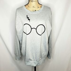 Harry Potter | Harry Potter Glasses & Scar Tee